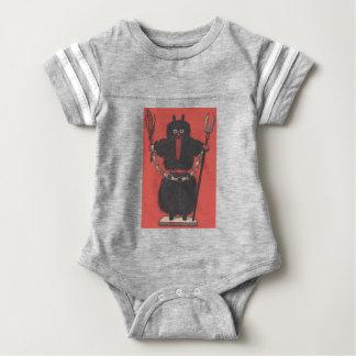 Grus Vom Krampus Baby Strampler
