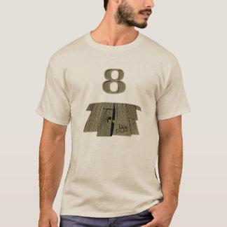 Gruselig das 8. zwergartige T-Stück T-Shirt