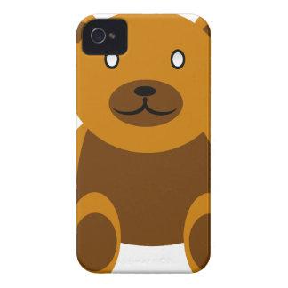 Gruseliger Bär Case-Mate iPhone 4 Hülle