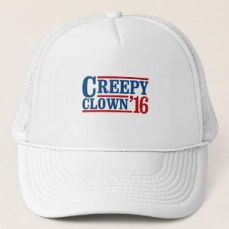 Gruseliger Clown 2016 - Präsidentschaftswahl -- Truckerkappe