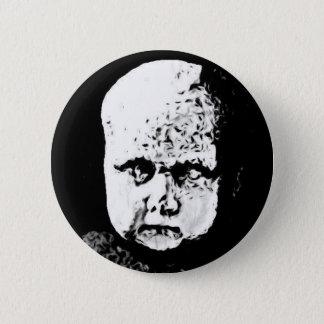 Gruseliges Baby Runder Button 5,7 Cm