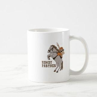 Grüß dich Partner Kaffeetasse