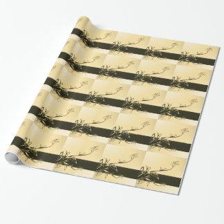 Gruß Geschenkpapier