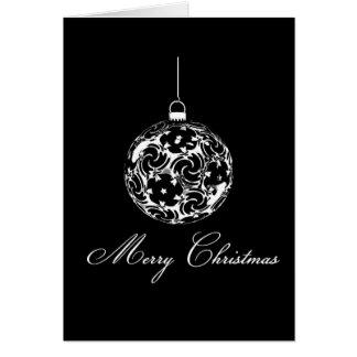 Gruß Karte-Feiertag Kunst-Weihnachten 116 Karte