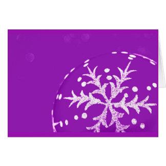 Gruß Karte-Feiertag Kunst-Weihnachten 121 Karte