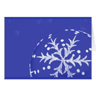 Gruß Karte-Feiertag Kunst-Weihnachten 122 Karte