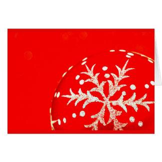 Gruß Karte-Feiertag Kunst-Weihnachten 123 Karte