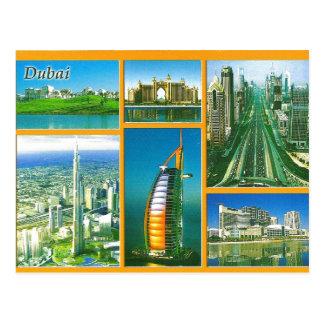 Gruß von Dubai-Postkarte Postkarte