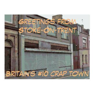 Grüße Schüren-Auf-Trent von der Postkarte