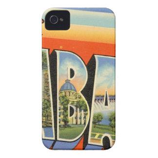 Grüße von Alabama Case-Mate iPhone 4 Hülle