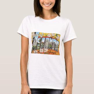 Grüße von Atlanta Georgia, Vintag T-Shirt