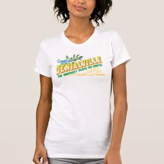 Grüße von Denialville - Ablehnung T-Shirt