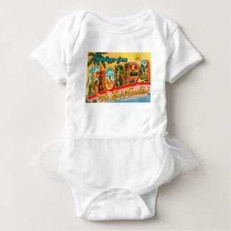 Grüße von Florida Baby Strampler