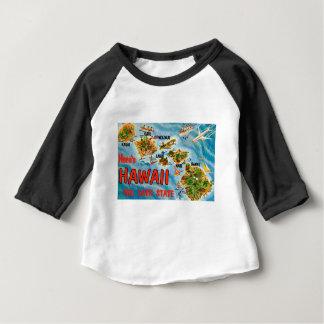 Grüße von Hawaii Baby T-shirt