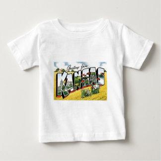 Grüße von Kansas! Baby T-shirt