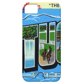 Grüße von Kentucky Barely There iPhone 5 Hülle
