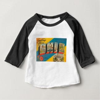 Grüße von Ohio Baby T-shirt