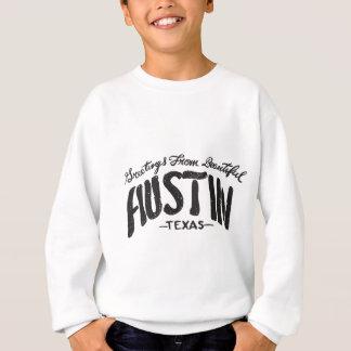 Grüße von schönem Austin, Texas Sweatshirt