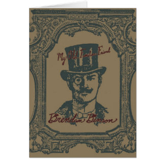 Grußkarte Brendans Benson