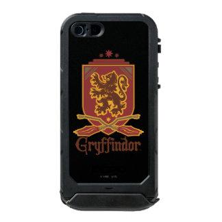 Gryffindor Quidditch Abzeichen Incipio ATLAS ID™ iPhone 5 Hülle