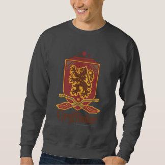 Gryffindor Quidditch Abzeichen Sweatshirt