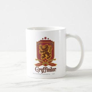 Gryffindor Quidditch Abzeichen Kaffee Tasse