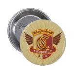 Gryffindor Quidditch Kapitän Emblem Anstecknadelbuttons