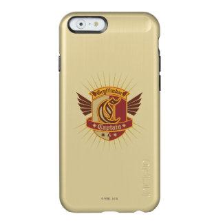 Gryffindor Quidditch Kapitän Emblem Incipio Feather® Shine iPhone 6 Hülle