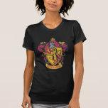 Gryffindor Wappen-Gold und Rot Hemd