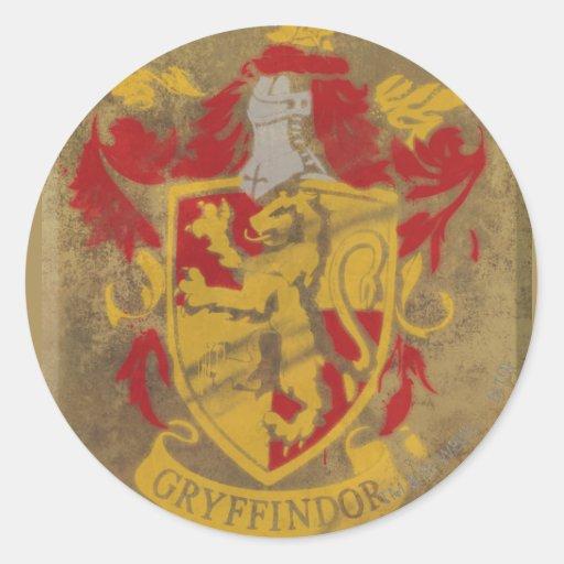 Gryffindor Wappen HPE6 Aufkleber