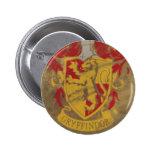 Gryffindor Wappen HPE6 Runder Button 5,7 Cm