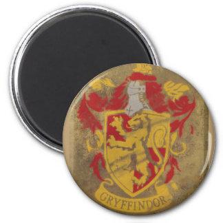 Gryffindor Wappen HPE6 Runder Magnet 5,7 Cm