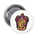 Gryffindor Wappen Runder Button 5,1 Cm
