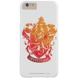 Gryffindor Wappen - Splattered Barely There iPhone 6 Plus Hülle