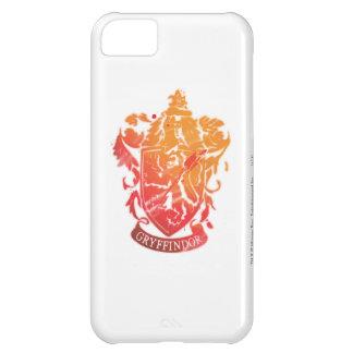 Gryffindor Wappen - Splattered iPhone 5C Hülle