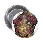 Gryffindor Wappen - zerstört Runder Button 5,7 Cm