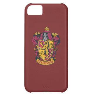 Gryffindor Wappenrot und -gold iPhone 5C Hülle