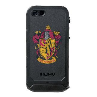 Gryffindor Wappenrot und -gold Incipio ATLAS ID™ iPhone 5 Hülle