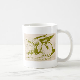 Gryphon GoldAlice im Wunderland Kaffeetasse