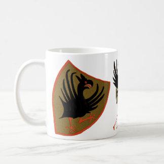 Gryphon, Greif, flippiges Huhn Kaffeetasse