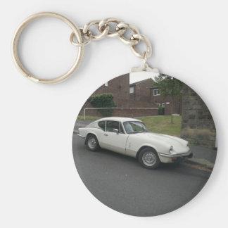 GT6 Briten Sportscar Schlüsselanhänger