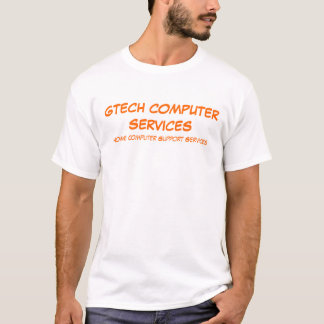 Gtech Baut.-Dienstleistungen T-Shirt