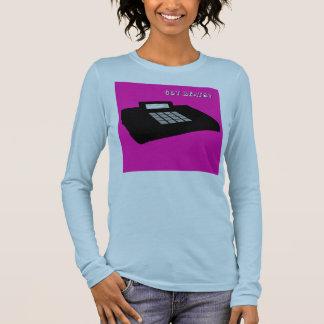 gtot-Schlag-rosa Langarm T-Shirt