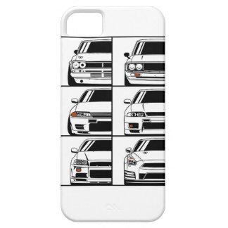 GTR Evolution des Skyline Schutzhülle Fürs iPhone 5
