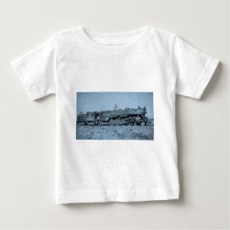 GTW Motor #6312 in Battle-Creek, MI 1954 Baby T-shirt