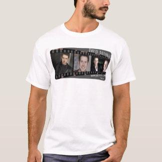 GU3 GANG - weißer T - Shirt (Film-Logo)
