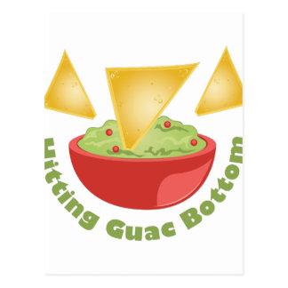 Guac Botom Postkarte