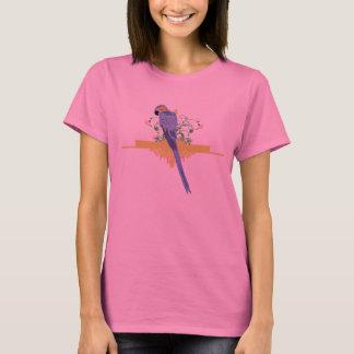Guacamayo Azul/blaues Macaw-Shirt T-Shirt