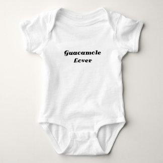 Guacamole-Liebhaber Baby Strampler