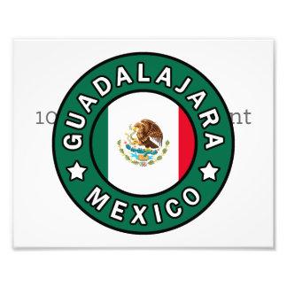 Guadalajara Mexiko Fotodruck